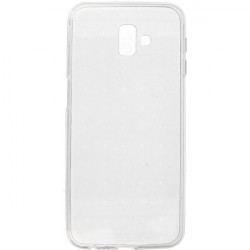 CLEAR 0.3mm ETUI NA TELEFON SAMSUNG GALAXY J6 PLUS 2018 J610 TRANSPARENTNY