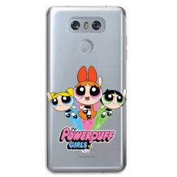 LG G6 ETUI CARTOON NETWORK AT158 ATOMÓWKI AT158