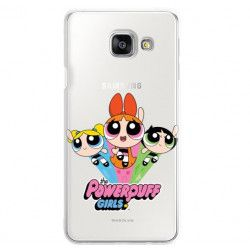 ETUI NA TELEFON SAMSUNG GALAXY A3 2017 A320 CARTOON NETWORK AT158 ATOMÓWKI