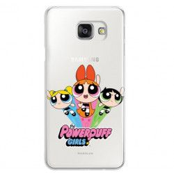ETUI NA TELEFON SAMSUNG GALAXY A7 2016 A710 CARTOON NETWORK AT158 ATOMÓWKI