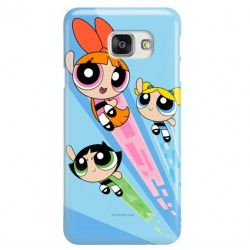 ETUI NA TELEFON SAMSUNG GALAXY A7 2016 A710 CARTOON NETWORK AT109 ATOMÓWKI