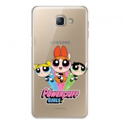 ETUI NA TELEFON SAMSUNG GALAXY A9 2016 A9000 CARTOON NETWORK AT158 ATOMÓWKI