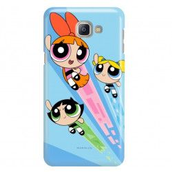 ETUI NA TELEFON SAMSUNG GALAXY A9 2016 A9000 CARTOON NETWORK AT109 ATOMÓWKI