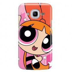 ETUI NA TELEFON SAMSUNG GALAXY J2 2016 J210  CARTOON NETWORK AT105 ATOMÓWKI