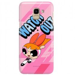 ETUI NA TELEFON SAMSUNG GALAXY J6 2018 J600 CARTOON NETWORK AT102 ATOMÓWKI