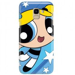 ETUI NA TELEFON SAMSUNG GALAXY J6 2018 J600 CARTOON NETWORK AT106 ATOMÓWKI