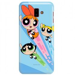 ETUI NA TELEFON SAMSUNG GALAXY J6 PLUS 2018 J610 CARTOON NETWORK AT109 ATOMÓWKI