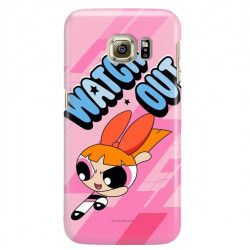 ETUI NA TELEFON SAMSUNG GALAXY S6 EDGE G925 CARTOON NETWORK AT102 ATOMÓWKI