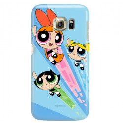 ETUI NA TELEFON SAMSUNG GALAXY S6 EDGE G925 CARTOON NETWORK AT109 ATOMÓWKI