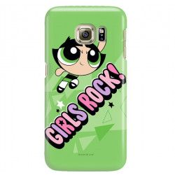 ETUI NA TELEFON SAMSUNG GALAXY S6 EDGE G925 CARTOON NETWORK AT103 ATOMÓWKI