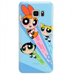 ETUI NA TELEFON SAMSUNG GALAXY S6 EDGE PLUS G928 CARTOON NETWORK AT109 ATOMÓWKI