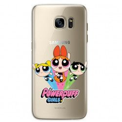 ETUI NA TELEFON SAMSUNG GALAXY S7 EDGE G935 CARTOON NETWORK AT158 ATOMÓWKI