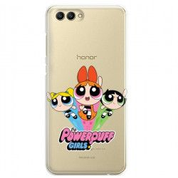 ETUI NA TELEFON HUAWEI HONOR V10 BLK-AL00 CARTOON NETWORK AT158 ATOMÓWKI