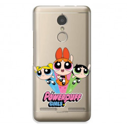 LENOVO K6 ETUI CARTOON NETWORK AT158 ATOMÓWKI AT158