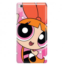 HUAWEI P8 ETUI CARTOON NETWORK AT105 ATOMÓWKI AT105