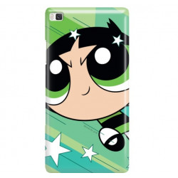 HUAWEI P8 ETUI CARTOON NETWORK AT107 ATOMÓWKI AT107