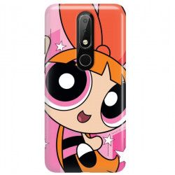 ETUI NA TELEFON NOKIA X6 2018 RM-559 CARTOON NETWORK AT105 ATOMÓWKI
