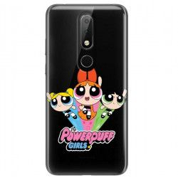 ETUI NA TELEFON NOKIA X6 2018 RM-559 CARTOON NETWORK AT158 ATOMÓWKI