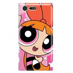 ETUI NA TELEFON SONY XPERIA X COMPACT F5321 CARTOON NETWORK AT105 ATOMÓWKI