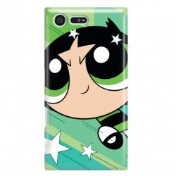 ETUI NA TELEFON SONY XPERIA X COMPACT F5321 CARTOON NETWORK AT107 ATOMÓWKI
