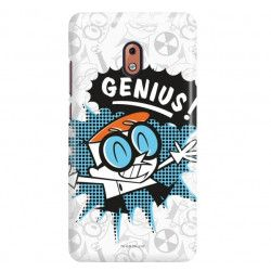 ETUI NA TELEFON NOKIA 2.1 TA-1080 CARTOON NETWORK DX105 CLASSIC LABORATORIUM DEXTERA