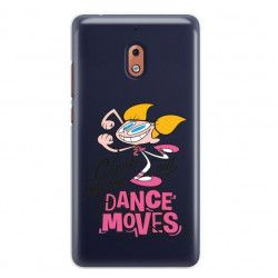 ETUI NA TELEFON NOKIA 2.1 TA-1080 CARTOON NETWORK DX290 CLASSIC LABORATORIUM DEXTERA