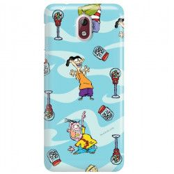 NOKIA 3.1 ETUI CARTOON NETWORK ED101 CLASSIC Ed, Edd i Eddy