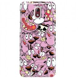 NOKIA 3.1 ETUI CARTOON NETWORK CO101 CLASSIC CHOJRAK