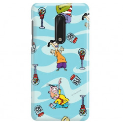 NOKIA 5 ETUI CARTOON NETWORK ED101 CLASSIC Ed, Edd i Eddy