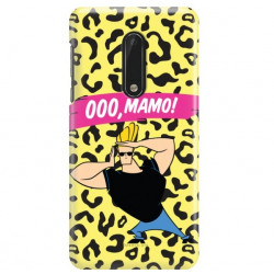 NOKIA 5 ETUI CARTOON NETWORK JB124 CLASSIC JOHNNY BRAVO