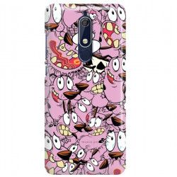 NOKIA 5.1 ETUI CARTOON NETWORK CO101 CLASSIC CHOJRAK