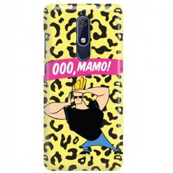 NOKIA 5.1 ETUI CARTOON NETWORK JB124 CLASSIC JOHNNY BRAVO