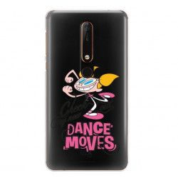 ETUI NA TELEFON NOKIA 6.1 TA-1089 CARTOON NETWORK DX290 CLASSIC LABORATORIUM DEXTERA