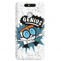 ETUI NA TELEFON ZTE BLADE V8 MINI CARTOON NETWORK DX105 CLASSIC LABORATORIUM DEXTERA
