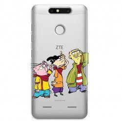 ETUI NA TELEFON ZTE BLADE V8 MINI CARTOON NETWORK ED122 CLASSIC Ed, Edd i Eddy