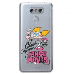 ETUI NA TELEFON LG G6 H870 CARTOON NETWORK DX290 CLASSIC LABORATORIUM DEXTERA