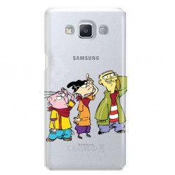 ETUI NA TELEFON SAMSUNG GALAXY A5 ETUI A500 CARTOON NETWORK ED122 CLASSIC Ed, Edd i Eddy