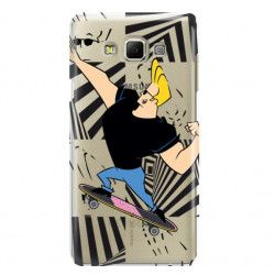 ETUI NA TELEFON SAMSUNG GALAXY A7 A700 CARTOON NETWORK JB113 CLASSIC JOHNNY BRAVO