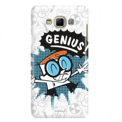 ETUI NA TELEFON SAMSUNG GALAXY A7 A700 CARTOON NETWORK DX105 CLASSIC LABORATORIUM DEXTERA