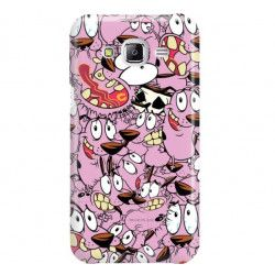 ETUI NA TELEFON SAMSUNG GALAXY J5 J500 CARTOON NETWORK CO101 CLASSIC CHOJRAK