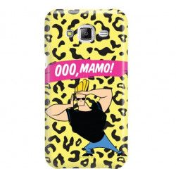 ETUI NA TELEFON SAMSUNG GALAXY J5 J500 CARTOON NETWORK JB124 CLASSIC JOHNNY BRAVO