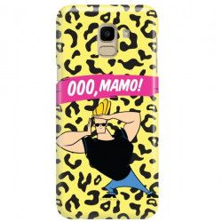 ETUI NA TELEFON SAMSUNG GALAXY J6 2018 J600 CARTOON NETWORK JB124 CLASSIC JOHNNY BRAVO