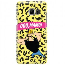 ETUI NA TELEFON SAMSUNG GALAXY NOTE 7 CARTOON NETWORK JB124 CLASSIC JOHNNY BRAVO