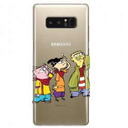 ETUI NA TELEFON SAMSUNG GALAXY NOTE 8 N950 CARTOON NETWORK ED122 CLASSIC Ed, Edd i Eddy