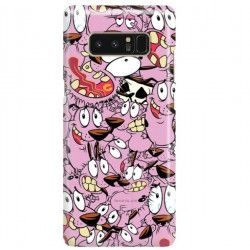 ETUI NA TELEFON SAMSUNG GALAXY NOTE 8 N950 CARTOON NETWORK CO101 CLASSIC CHOJRAK