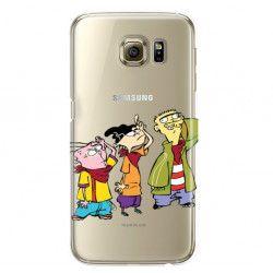 ETUI NA TELEFON SAMSUNG GALAXY S6 G920 CARTOON NETWORK ED122 CLASSIC Ed, Edd i Eddy