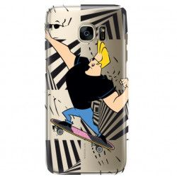 ETUI NA TELEFON SAMSUNG GALAXY S7 EDGE G935 CARTOON NETWORK JB113 CLASSIC JOHNNY BRAVO