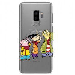 ETUI NA TELEFON SAMSUNG GALAXY S9 PLUS G965 CARTOON NETWORK ED122 CLASSIC Ed, Edd i Eddy