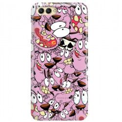 ETUI NA TELEFON HUAWEI HONOR V10 BLK-AL00 CARTOON NETWORK CO101 CLASSIC CHOJRAK