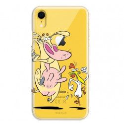 ETUI NA TELEFON IPHONE XR A1984 CARTOON NETWORK KK176 CLASSIC KROWA I KURCZAK